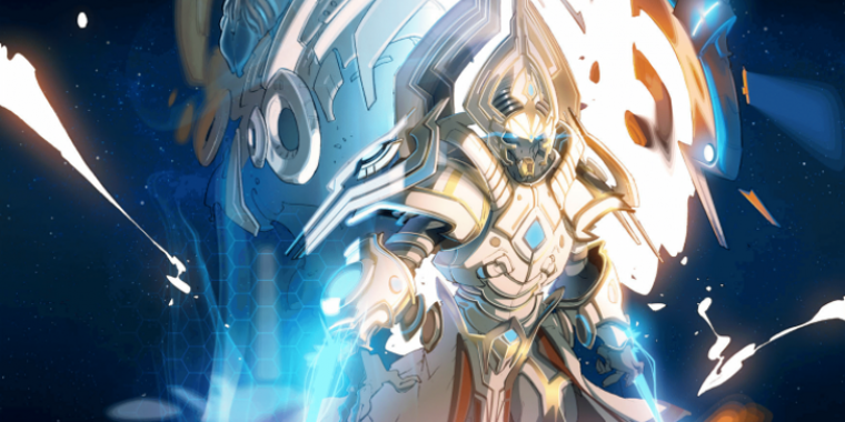 Heroes of the Storm: Artanis