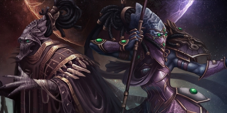 Starcraft 2: Legacy of the Void - Kinder der Leere