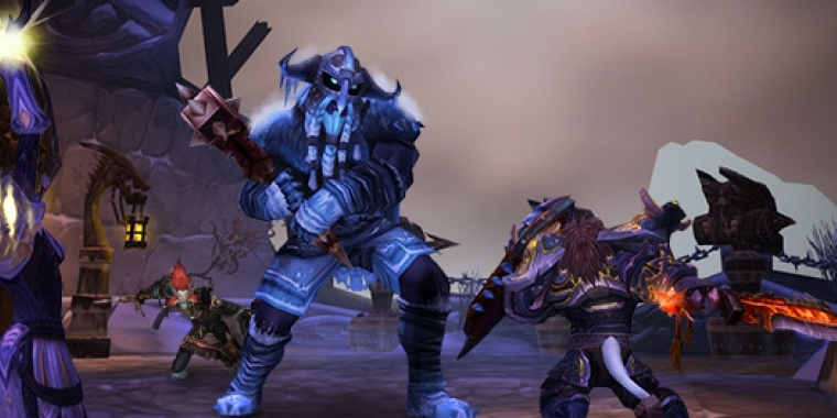 WoW: Wrath of the Lich King Zeitwanderungsevent