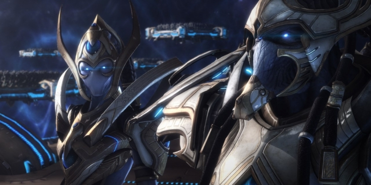 StarCraft 2: Legacy of the Void ist jetzt live!