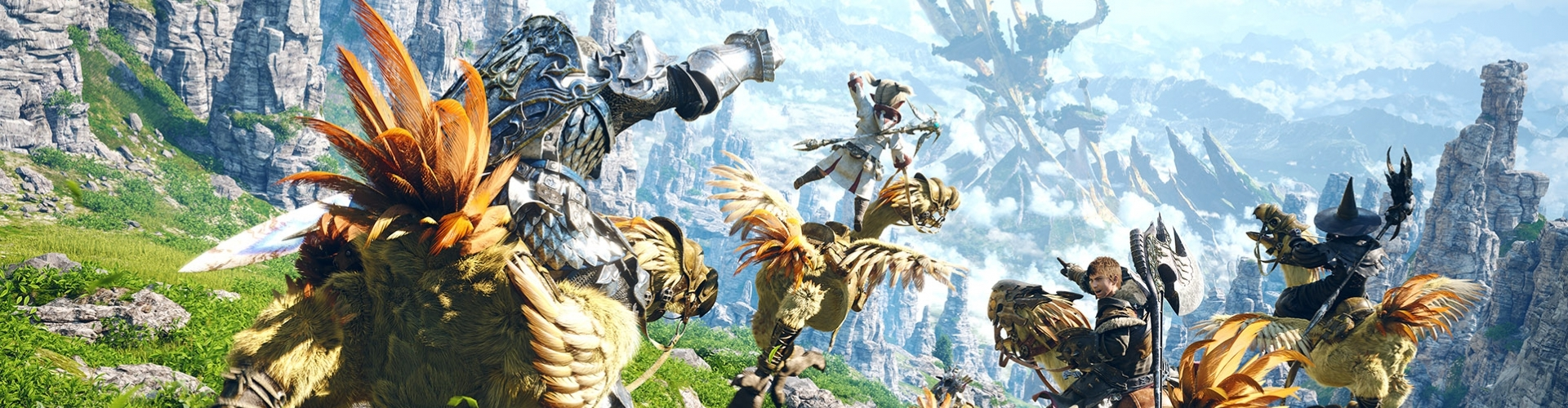 "Final Fantasy 14: Patch 3.1 ""As Goes Light, So Goes Darkness"" ist online - alle Infos"