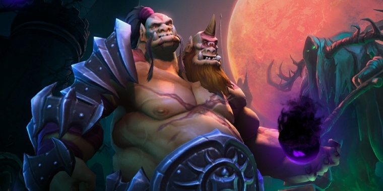 Heroes of the Storm: Cho'gall - Quest