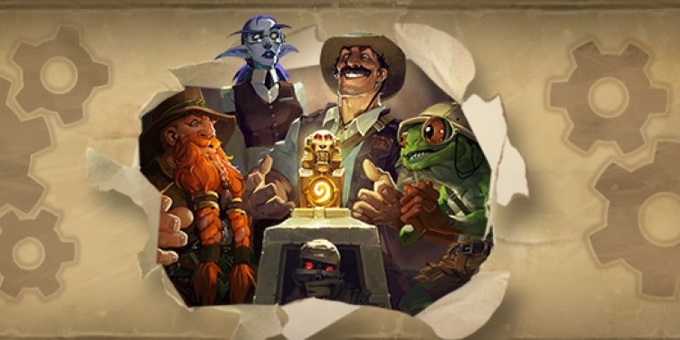 Hearthstone: Heroes of Warcraft: Patchnotes zu Hearthstone-Patch 4.0 - Forscherliga