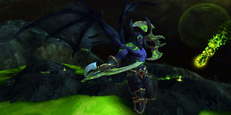 World of Warcraft: Dämonenjäger