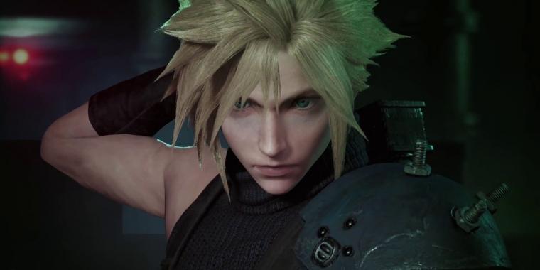 Final Fantasy 7: Arbeiten Am Remake Teilweise Weiter Als An Kingdom Hearts 3