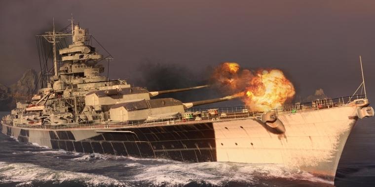 World of Warships: Die Tirpitz ist wieder da! - Königin des