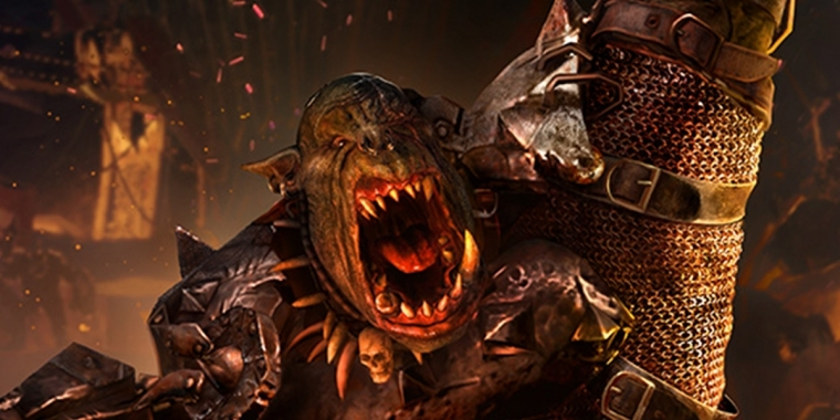 Total War: Warhammer: Gameplay der Orks gegen Bretonen im Video