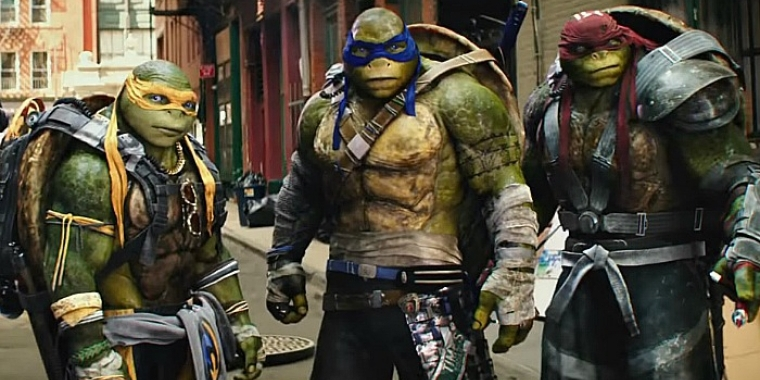 Teenage Mutant Ninja Turtles 2: Rocksteadys Hintern und jede Menge Action (1)
