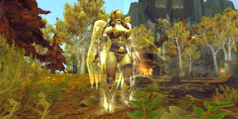 World of Warcraft Legion: Valkyr of Odyn
