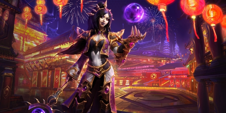 Li-Ming in Heroes of the Storm