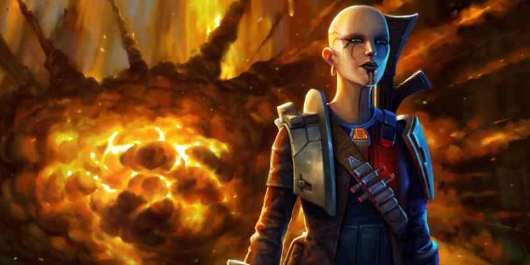 SWTOR: Patch 4.1 krempelt das Handwerk von Star Wars: The Old Republic um