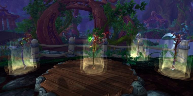 Wow Artefakt Vorlagen Nach Legion Blizzard Liefert Neue Details