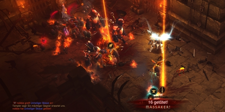 Diablo 3 Reaper of Souls Patch 2.4 - Massaker-Bonus