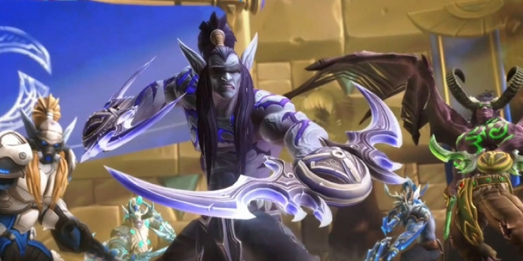 Heroes of the Storm: Arena frühestens im 2. Quartal 2016