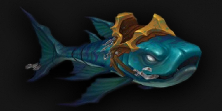World of warcraft neue kreaturen pets und mounts in for Wow fishing guide