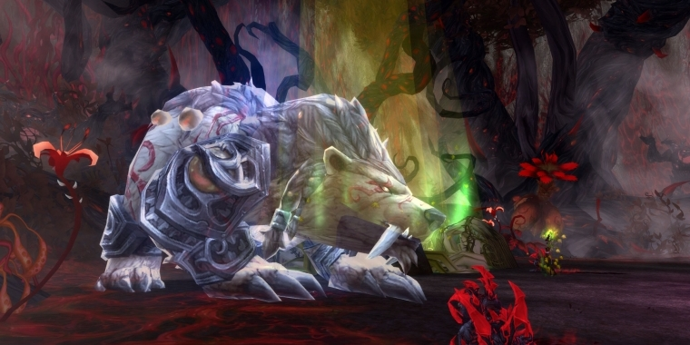 World of Warcraft Legion: Ursocs Klauen Quest und Druiden-Klassenhallen (106)