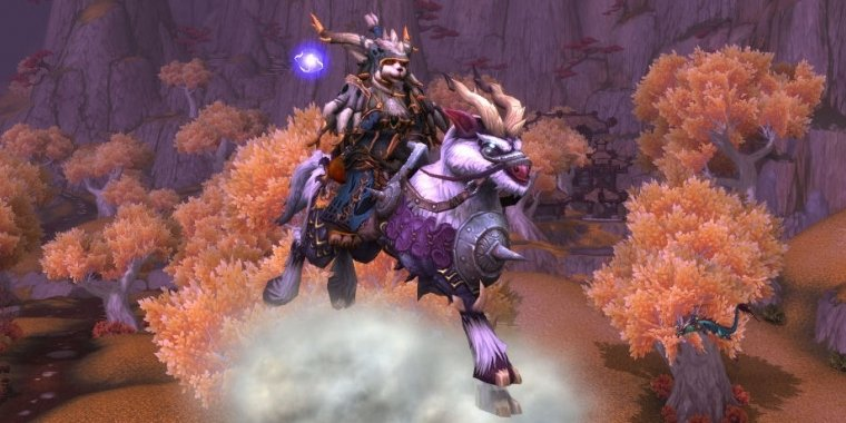 World of Warcraft: Statistik zu den Shop-Reittieren - Diese Mounts sind top