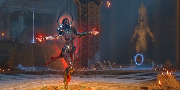 Skyforge: Update March of Knowledge kommt doch erst morgen - Patchnotes
