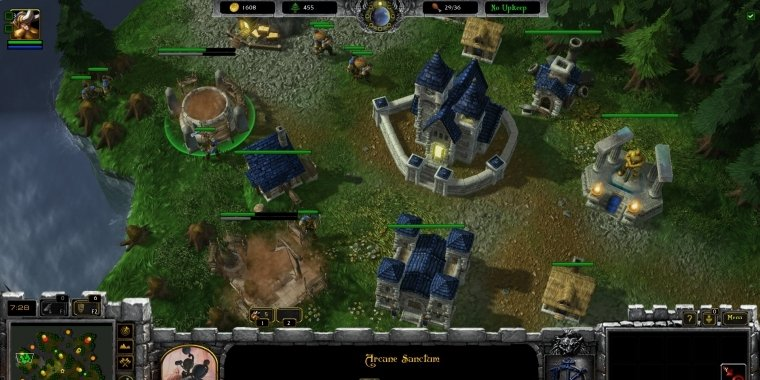 "Starcraft 2: Mod ""Warcraft: Armies of Azeroth"" erreicht Alpha - Gameplay-Video"