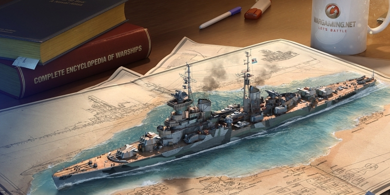 World of Warships: Tirpitz, Clan-Features und Premium-Flugzeugträger - Q&A