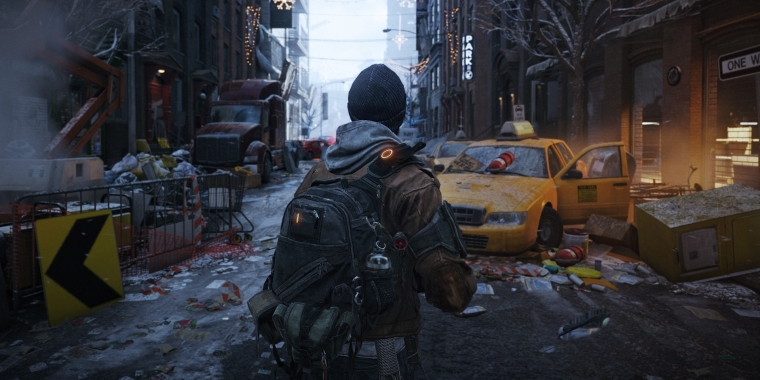 Ein Division-Agent in New York