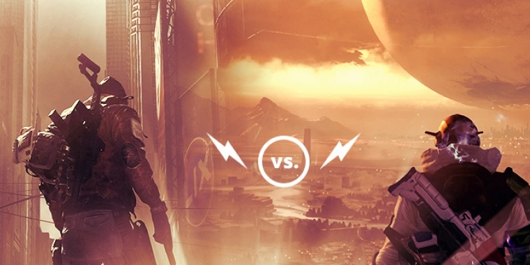 Destiny vs Division: Was funktioniert, was nicht?