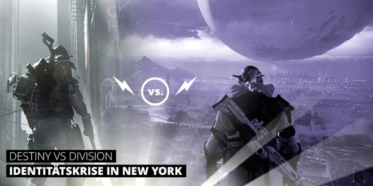 Identitätskrise in Divisions New York? Gibt's auch in Destiny.