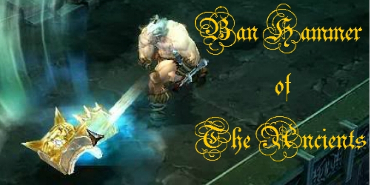 Diablo 3: Banhammer of the Ancients