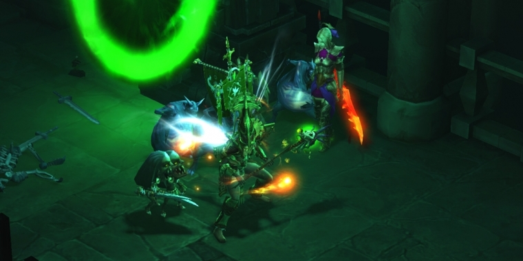 Diablo  Witch Doctor Builds