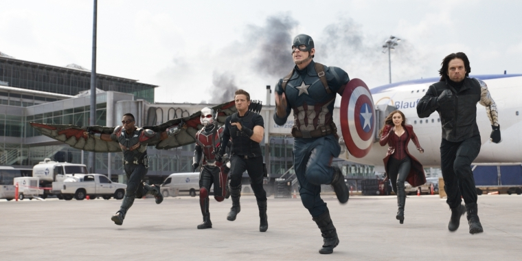 The First Avenger: Civil War - TV-Spot: So rekrutiert man Helden! (1)