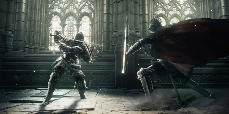 Dark Souls 3: Level-1-Held besiegt alle Bosse ohne Paraden, Blocks und Rolle (1)