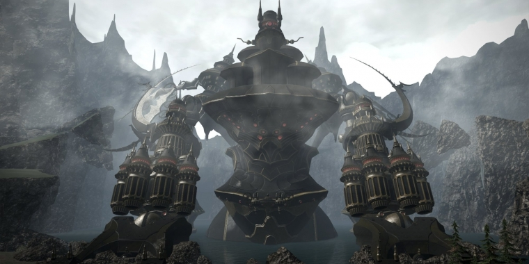 Der Alexander-Raid in Final Fantasy 14.