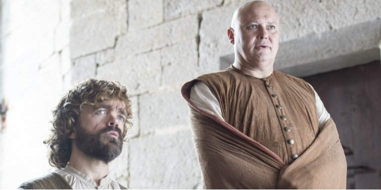 Game of Thrones: Tyrion und Varys