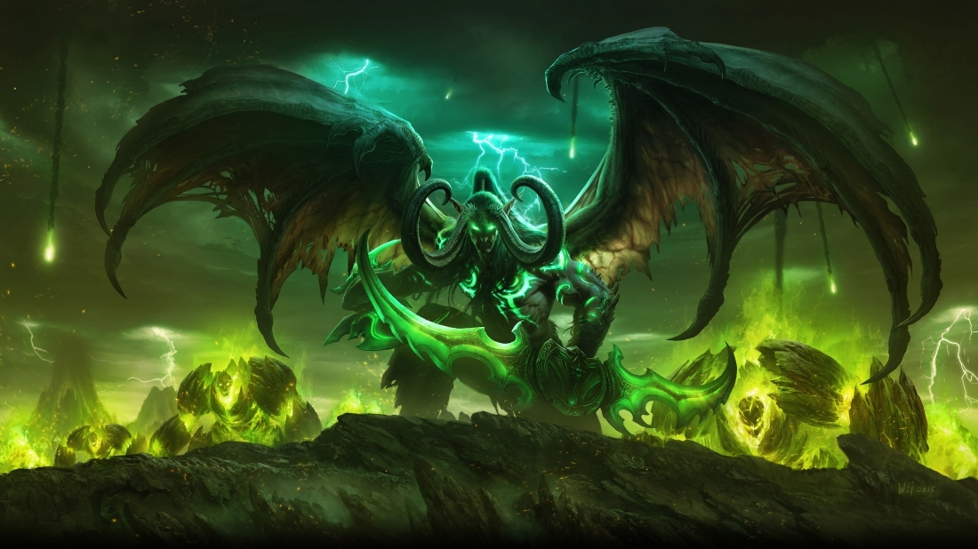 WoW: Legion: Release am 30. August! Wann startet der Pre-Patch?