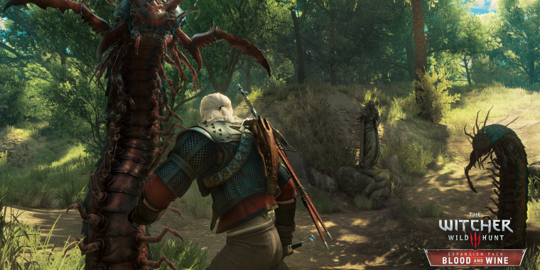 The Witcher 3: Release von Blood and Wine noch im Mai? Steam sagt ja!  (1)