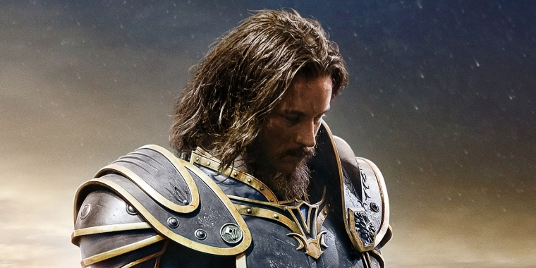 Warcraft The Beginning: Anduin Lothar
