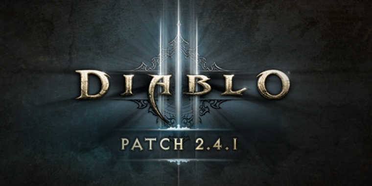 Diablo 3: Reaper of Souls Patch 2.4.1
