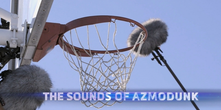 Azmodunk-Skin Making of Sound Video