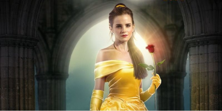 Beauty and the Beast: Teaser-Trailer der Disney-Verfilmung beliebter als Star Wars (1)