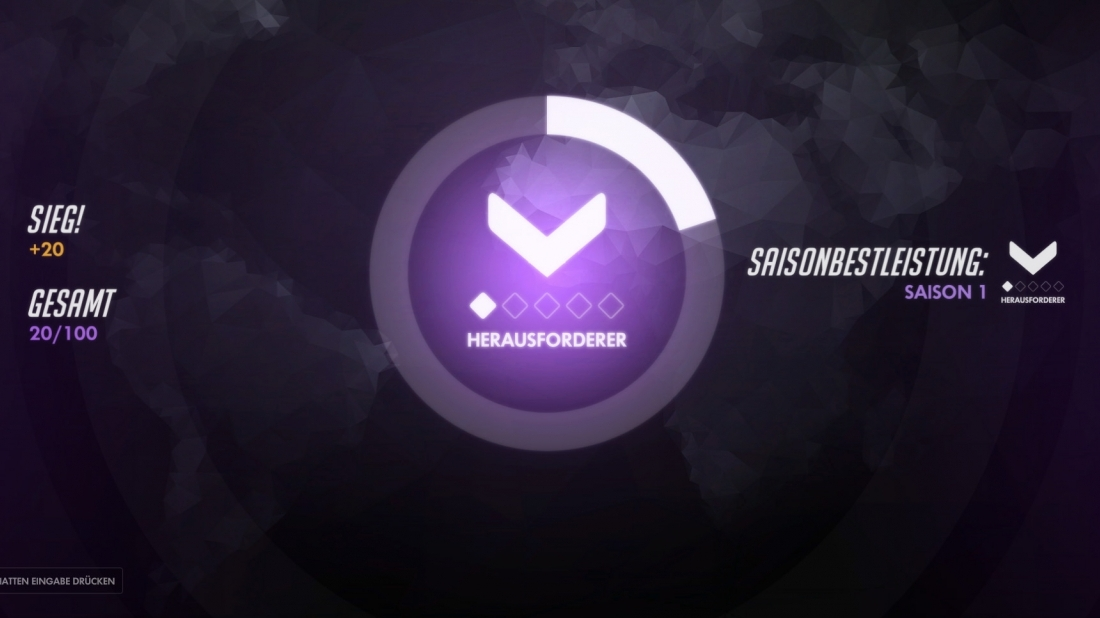 Overwatch Erfolge