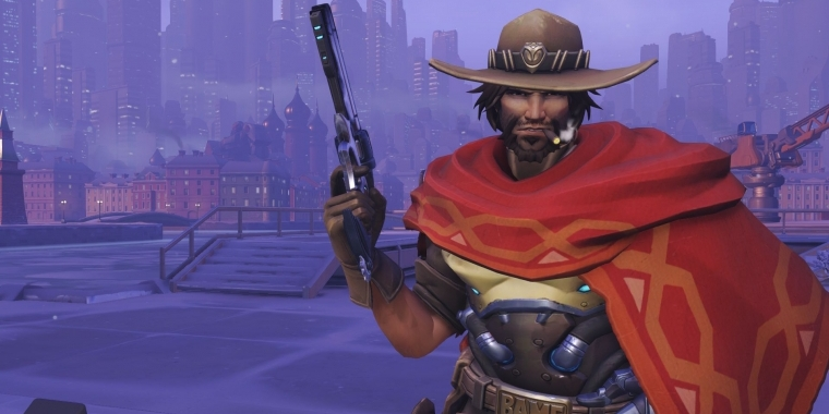 Overwatch: McCree