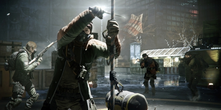 The Division ist am 2. Juni offline