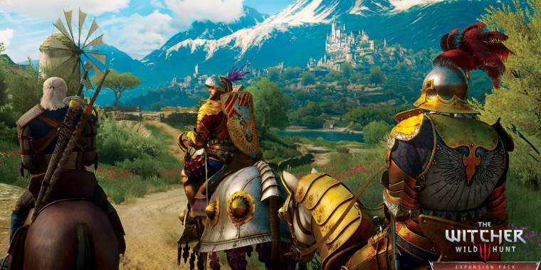 The Witcher 3: Blood and Wine - Trailer stellt malerische Region Touissant vor (1)