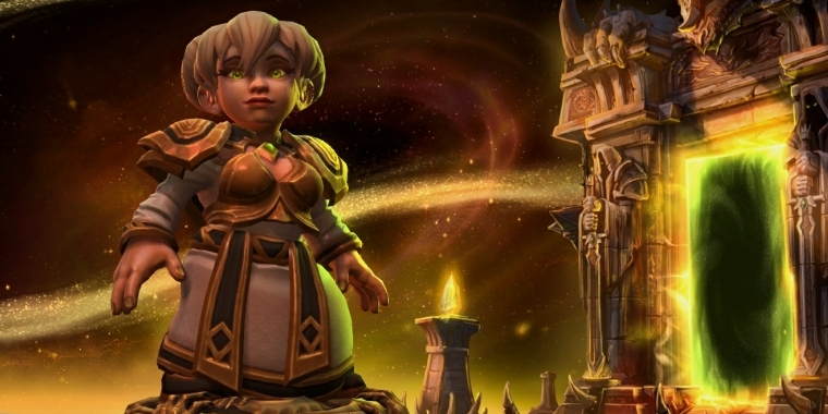 Heroes of the Storm: Chromie