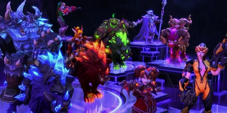 Heroes of the Storm: Chromie, Medivh, neue Skins und Mounts