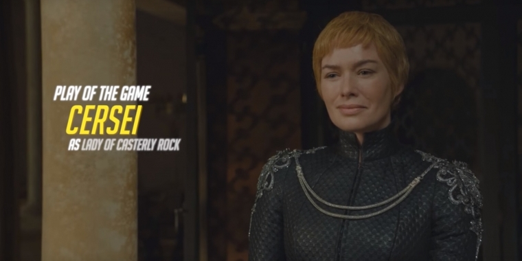 Game of Thrones: Cersei Lennister
