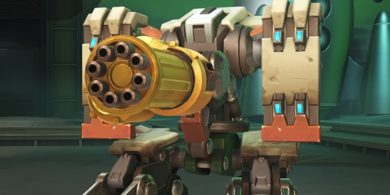 Overwatch: Bastion