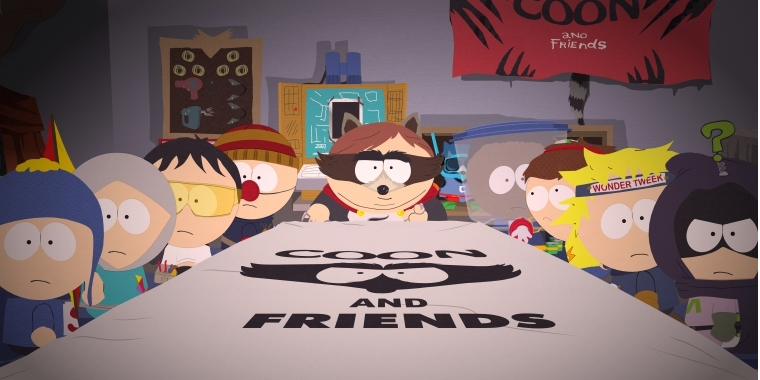 South Park: The Fractured but Whole: Kampfsystem vorgestellt (1)