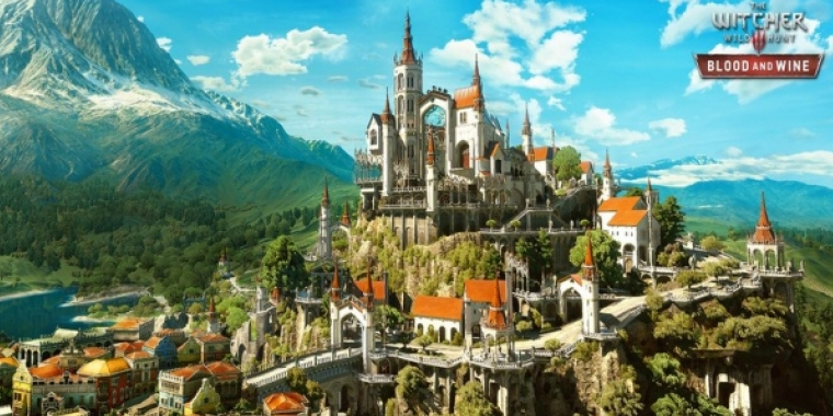 The Witcher 3 Blood & Wine: Witziges WoW-Easteregg entdeckt (1)