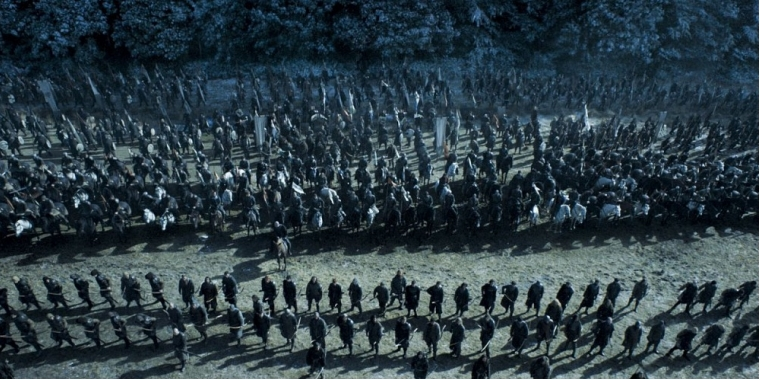 Game of Thrones: Ein Armee